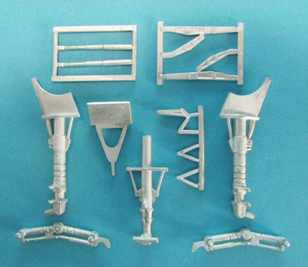 F-8 Landing Gear replacement for 1//72 Eduard 72154 Fw 190A-5//8 R-2//8