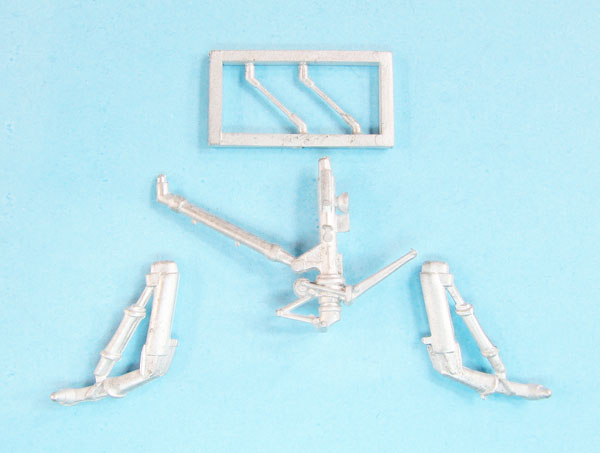 B//RB-45A//C Tornado Landing Gear replacement for 1//72 Valome model SAC 72150